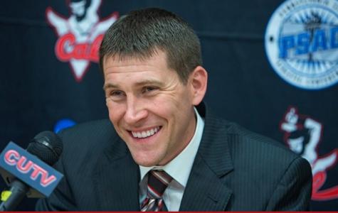 McBride hired as head men's basketball coach