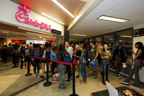 Chick-Fil-A Express Sparks New Excitement