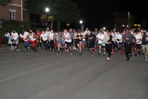 Glow Run 5K Success
