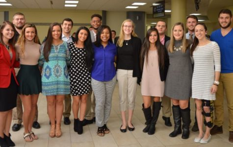 2016 Homecoming Court Announced