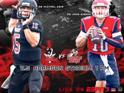 Cal U, Edinboro will battle the PSAC West out on ESPN3