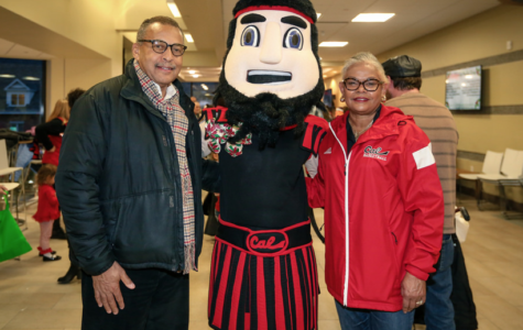 Cal U gets in the Holiday Spirit with Holly Day