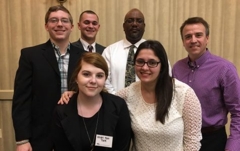 SPJ, Cal Times members take on Detroit for conference