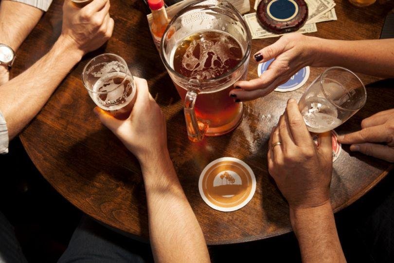 Will the bans on Happy Hour eliminate binge drinking?