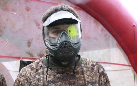 Behind The Mask: The Annual Paintball Invasion