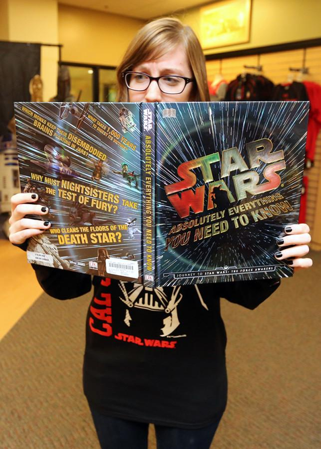 Cal U bookstore holds Star Wars Reads Day