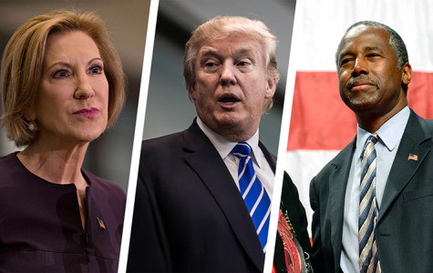 As Republican Rivals Rise, Trump's Front Runner Status is in Jeopardy