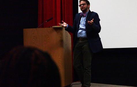LGBT History Month Brings Speaker to Vulcan Theatre