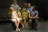 Department of Theatre and Dance hosts One Act Plays