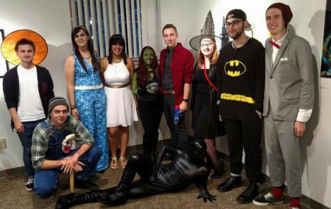 Studio 224 Hosts Halloween Themed Art and Design Show