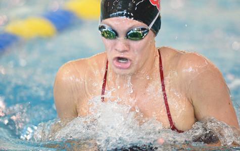 Led by Arganbright, Cal Swimming team begins season