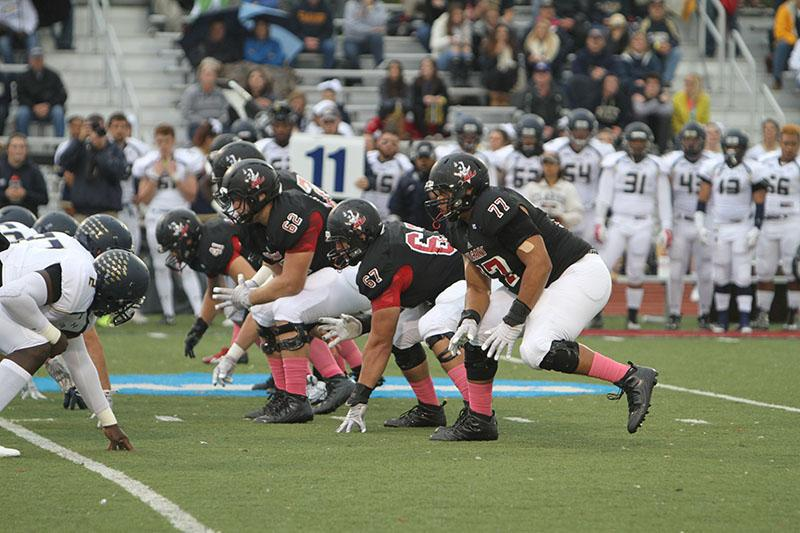 Vulcan Football knocks off unbeaten Clarion
