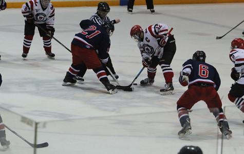 Cal U Hockey Homecoming series a success again