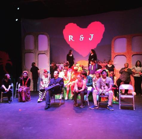 The Seussification of Romeo and Juliet took over the Blaney Theatre in Steele Hall last weekend. The fun, light-hearted performance had four different shows, and served as this year's freshmen show.
