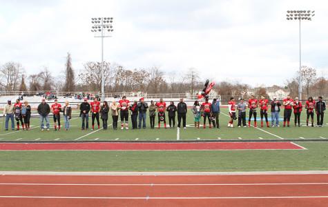 2015 Vulcan Football senior class one to remember