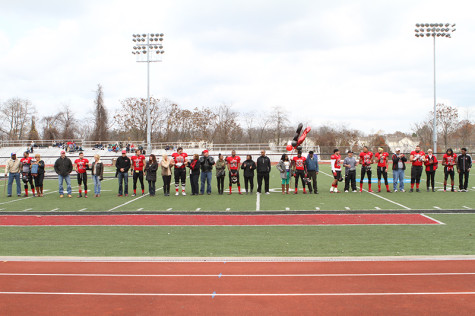 The nine California Football Seniors will be playing their final regular season game at Lock Haven University this Saturday.