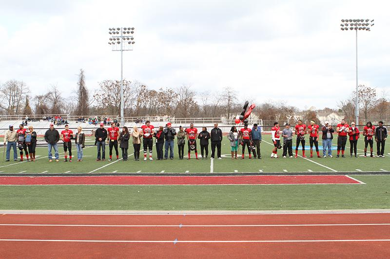 The nine California Football Seniors will be playing their final regular season game at Lock Haven University this Saturday.
