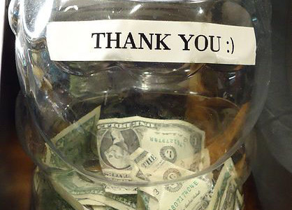 Should restaurants stop tipping?