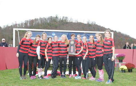 Vulcans women's cross country team wins regionals