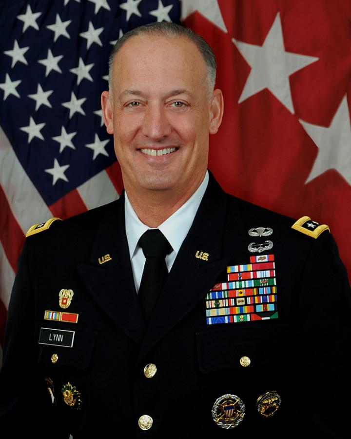 U.S Army Lt. Gen. Alan R. Lynn of the class of 1979 is expected to speak at both Graduate and Undergraduate Commencement on Dec. 11 and 12