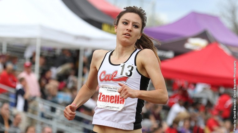 Hill, Zanella reach NCAA marks in New York