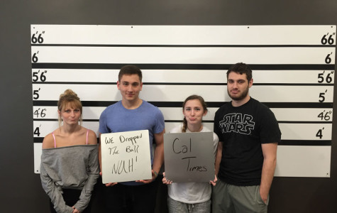 College Students experience Escape Room
