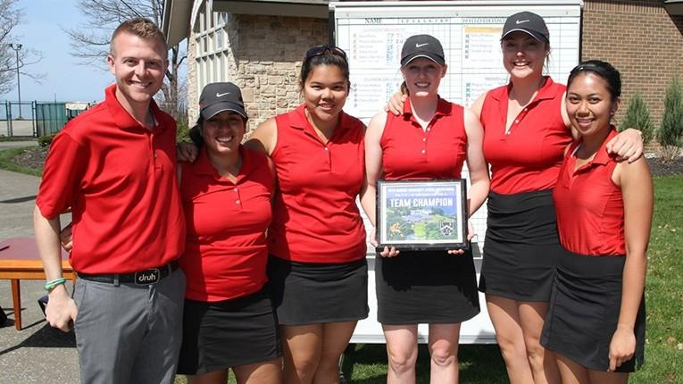 Vulcans earn tournament title at Gannon