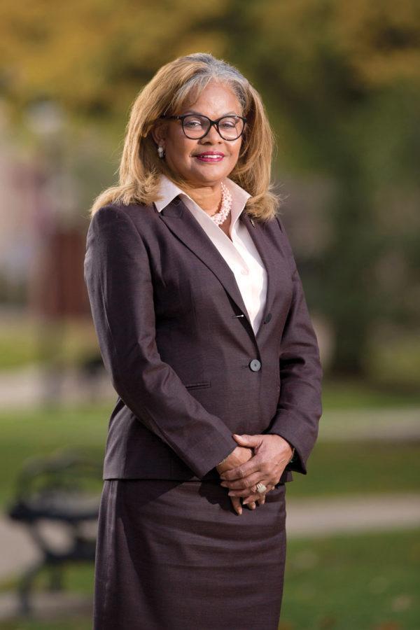 Board of Governors declares Geraldine M. Jones president