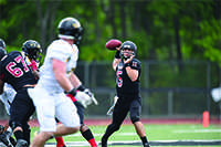 Vulcans football takes on Slippery Rock
