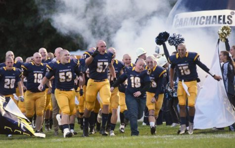 Local Football Team Supports Student Battling Cancer