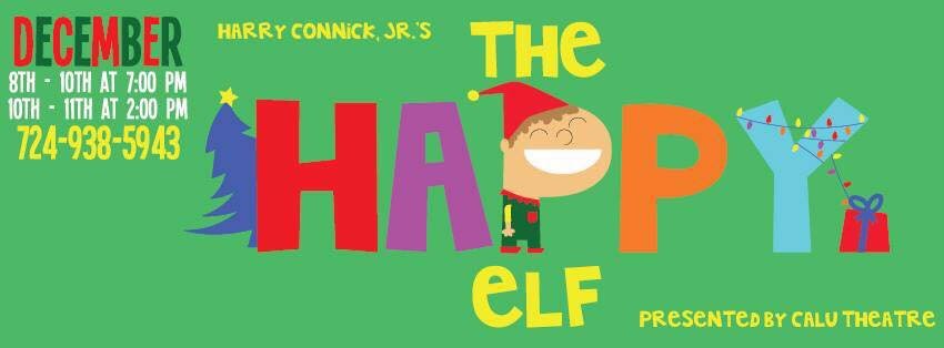 The+Happy+Elf+promotional+material+was+designed+by+Nick+Franczak.