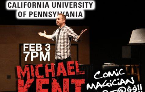 Comedian, Magician, Smart@$$: Michael Kent
