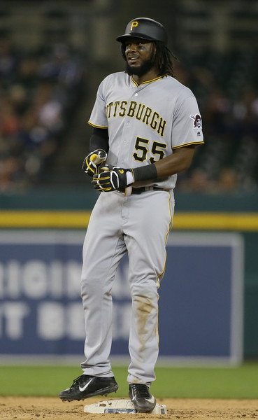 Photo of Josh Bell courtesy of Duane Burleson/Getty Images.