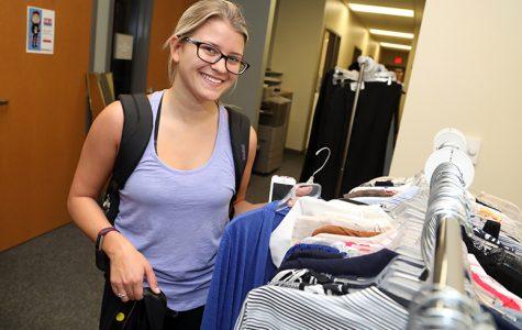 """Cal U students dress for success at """"Campus Closet"""" event"""