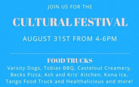 First Tailgate of the year includes Cultural Festival
