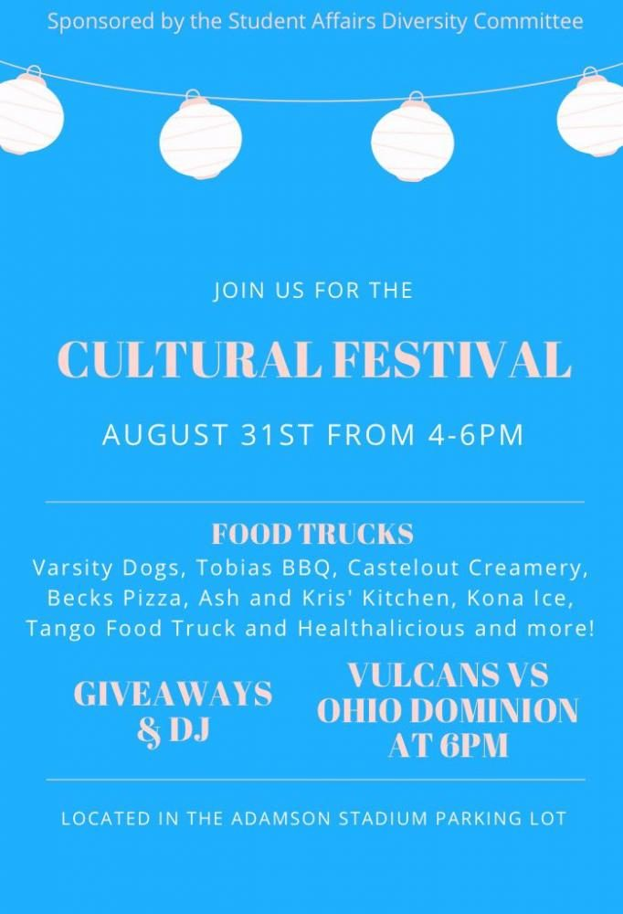 First+Tailgate+of+the+year+includes+Cultural+Festival