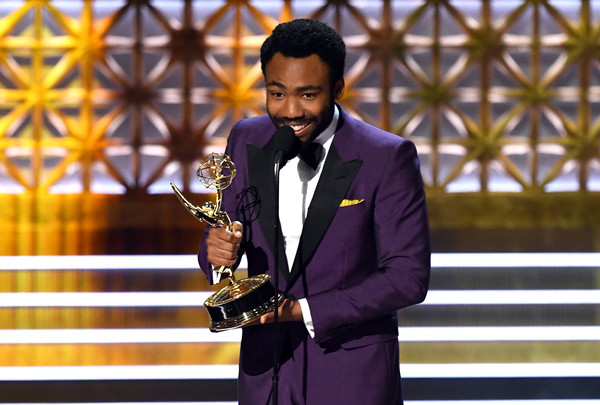 Photo of Donald Glover courtesy of Kevin Winter/Getty Images.