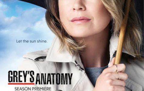 Grey's Anatomy new season premiers