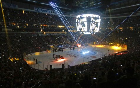 Photo of PPG Paints Arena courtesy of Keith Srakocic/Associated Press.