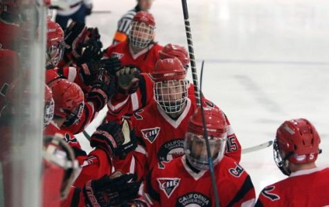 California men's hockey enjoys clean sweep weekend