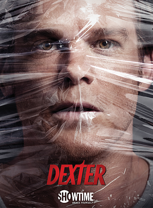 Michael C. Hall as Dexter Morgan (Season 8) - Photo: Courtesy of SHOWTIME - Photo ID: DEXTER_S8_StandardVertical_Template_A_4C