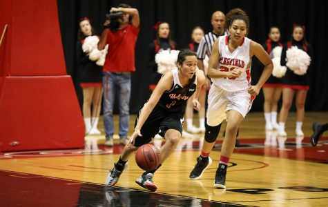 Women's basketball on track for PSAC playoffs