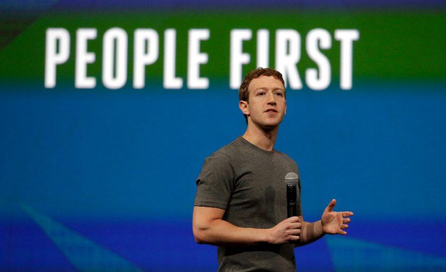 Photo of Mark Zuckerberg courtesy of the Associated Press.