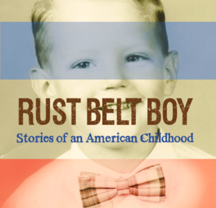 "Paul Hertneky speaks about ""Rust Belt Boy"" at Cal U"