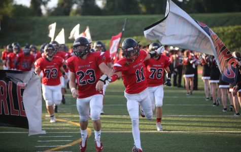 Charleroi Downs Frazier 56-7 in CUTV's HSF Game of the Week