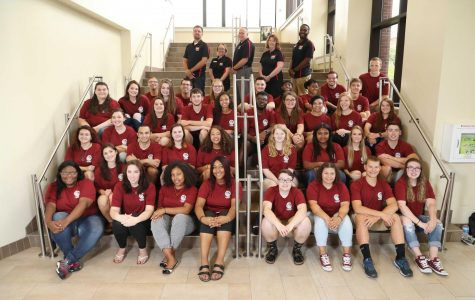 Cal U housing directors and Community Assistants – Fall 2018