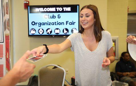 Cal U Club and Organization Fair, Fall 2018, photo gallery