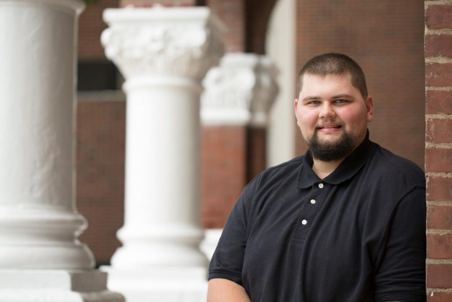 Alex Arnold, a 2016 graduate of Albert Gallatin High School, is the 2018-2019 student member of the Cal U Council of Trustees