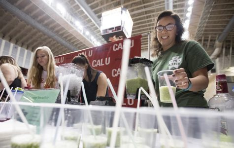 Cal U hosts Annual Health Fair
