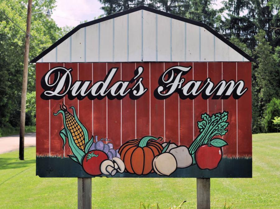 Duda's Farm, Brownsville, Pennsylvania